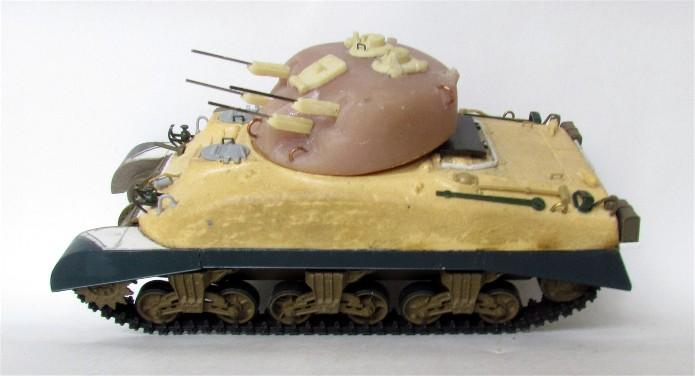 SKINK Canadian Tank AA Production Résine Model 1/35 FINI IMG_0063