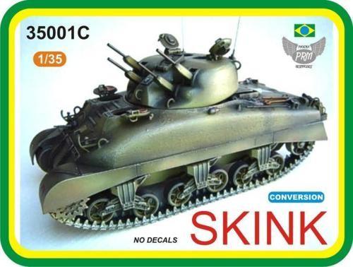 SKINK Canadian Tank AA Production Résine Model 1/35 FINI S-l500
