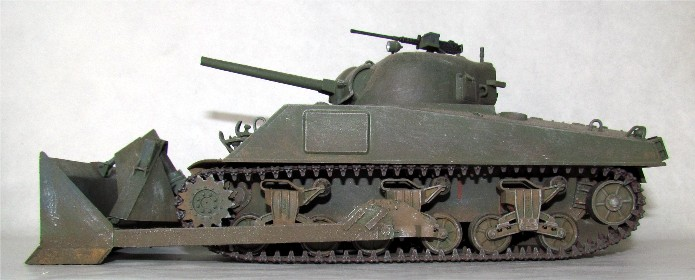Sherman M4A3 ex dozer ( italeri, academy, eduard ) au 1/35eme IMG_1558