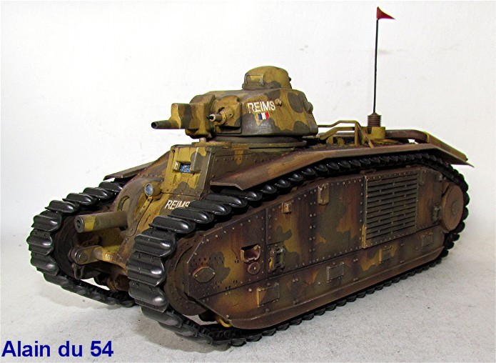 B1 1/35 Conversion Tamiya/Azimut IMG_2804