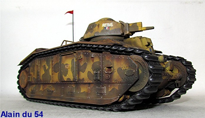 B1 1/35 Conversion Tamiya/Azimut IMG_2827