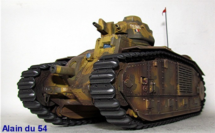 B1 1/35 Conversion Tamiya/Azimut IMG_2832