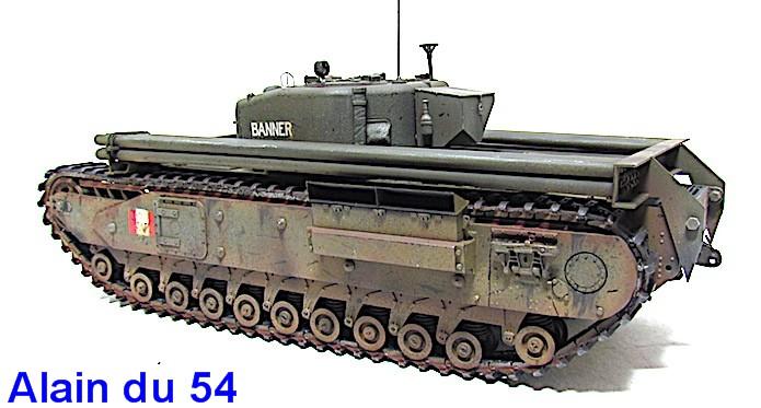 Churchill Mk IV AVRE Snake 1/35 AFV Club  FINI - Page 2 IMG_1982