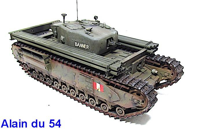Churchill Mk IV AVRE Snake 1/35 AFV Club  FINI - Page 2 IMG_1985