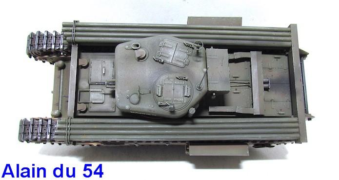 Churchill Mk IV AVRE Snake 1/35 AFV Club  FINI - Page 2 IMG_1990