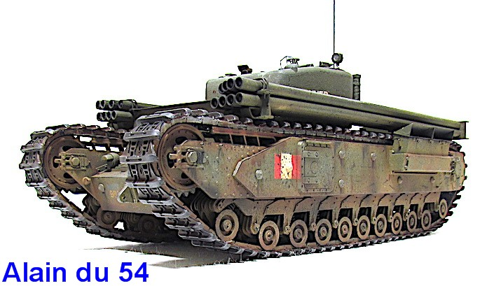 Churchill Mk IV AVRE Snake 1/35 AFV Club  FINI - Page 2 IMG_1995