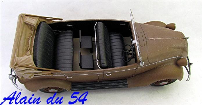Toyota model AB Phaeton 1/35 Tamiya FINI Sm026