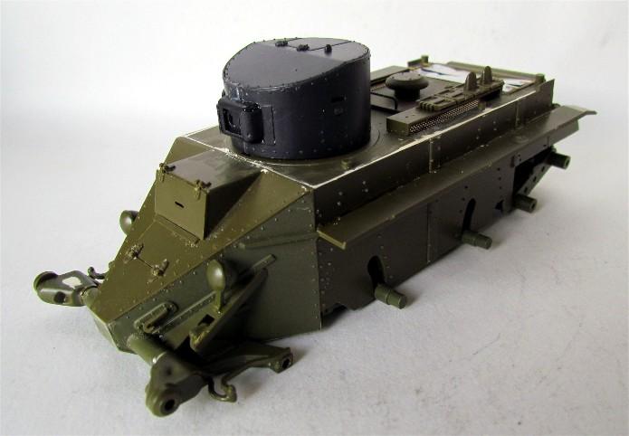 BT-2 russian fast tank 1/35 TOM FINI IMG_2836