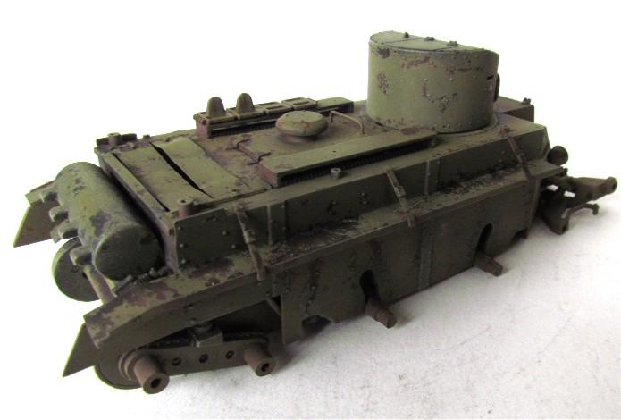BT-2 russian fast tank 1/35 TOM FINI - Page 2 IMG_2860