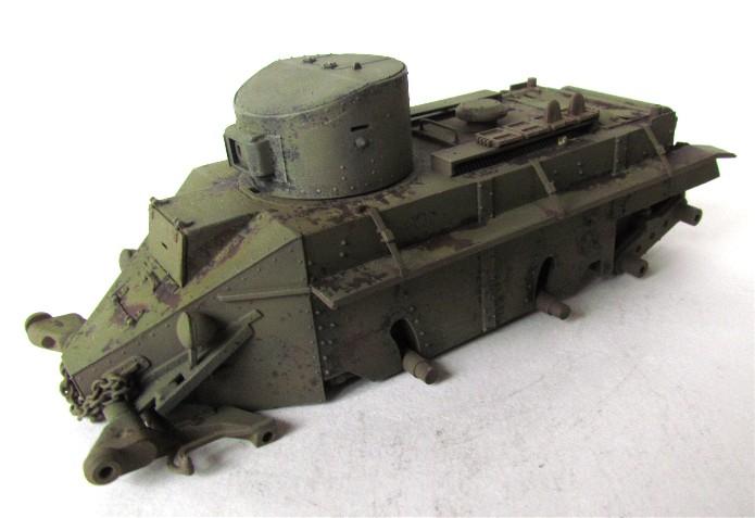 BT-2 russian fast tank 1/35 TOM FINI - Page 2 IMG_2861
