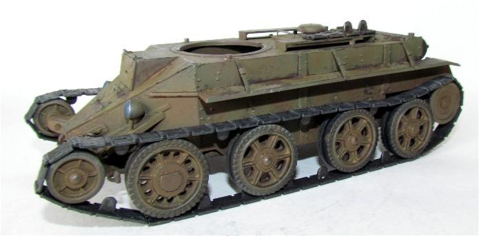 BT-2 russian fast tank 1/35 TOM FINI - Page 2 IMG_2870