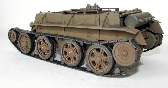 BT-2 russian fast tank 1/35 TOM FINI - Page 2 IMG_2873