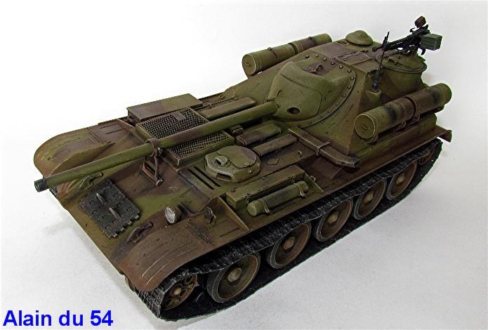 Soviet SU-101 SPA 1/35 Trumpeter IMG_3843