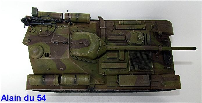 Soviet SU-101 SPA 1/35 Trumpeter IMG_3848