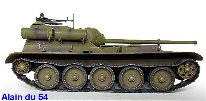 Soviet SU-101 SPA 1/35 Trumpeter IMG_3857