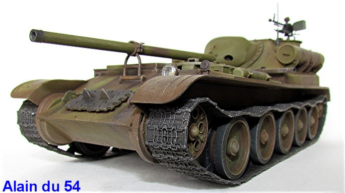 Soviet SU-101 SPA 1/35 Trumpeter IMG_3863