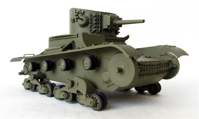 T-26/BT-2  mix Zvesda/Tom/RPM 1/35 FINI - Page 2 IMG_2976