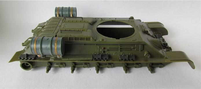 T-34 76mm Mle 43 rouleaux déminage 1/35 Zvezda FINI IMG_4588