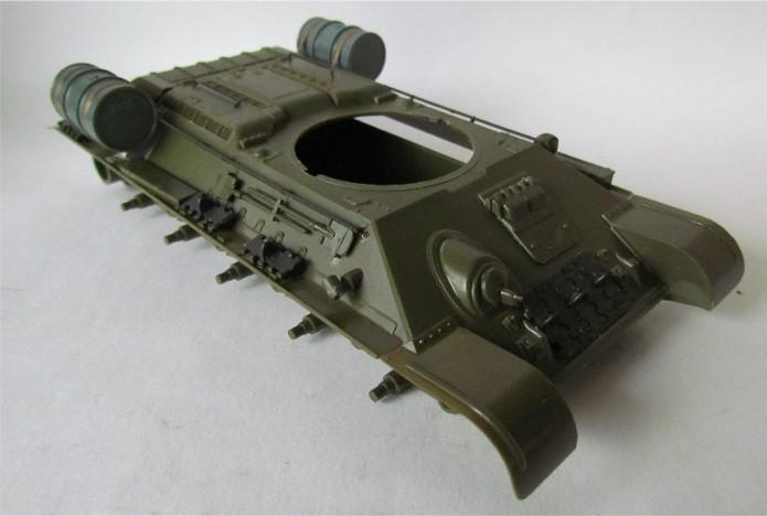 T-34 76mm Mle 43 rouleaux déminage 1/35 Zvezda FINI IMG_4589