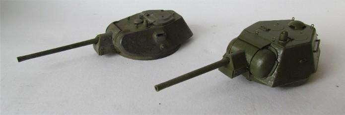 T-34 76mm Mle 43 rouleaux déminage 1/35 Zvezda FINI IMG_4590
