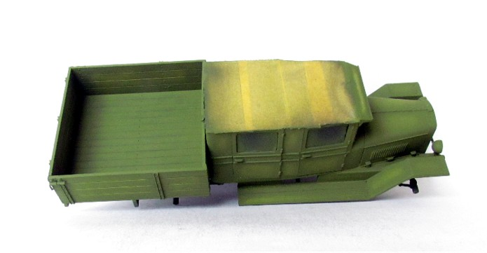 ZIS-5 double cabine conversion base Eastern Express 1/35 FINI IMG_3375
