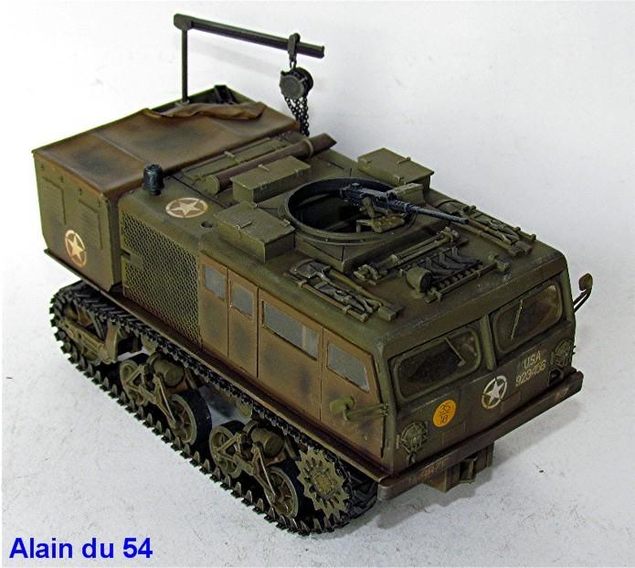 M4 HIGH SPEED TRACTOR 1/35 Hobby Boss IMG_5739