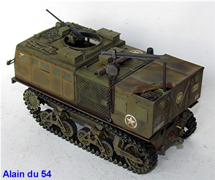 M4 HIGH SPEED TRACTOR 1/35 Hobby Boss IMG_5741