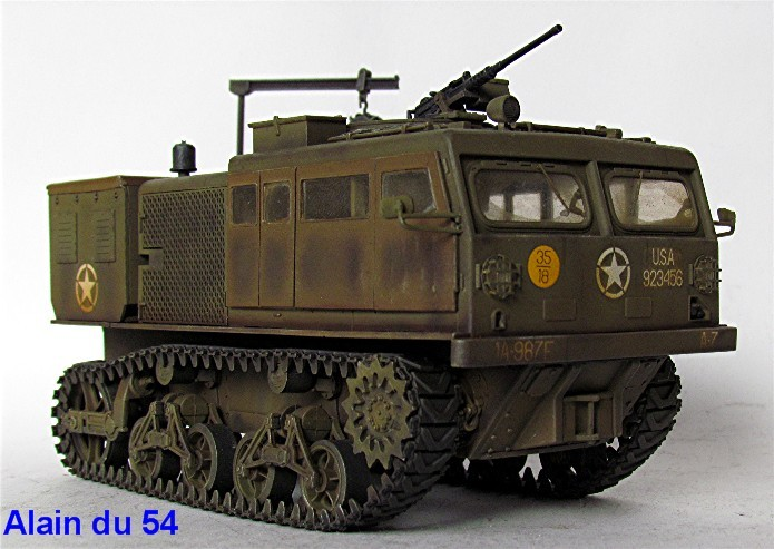 M4 HIGH SPEED TRACTOR 1/35 Hobby Boss IMG_5744