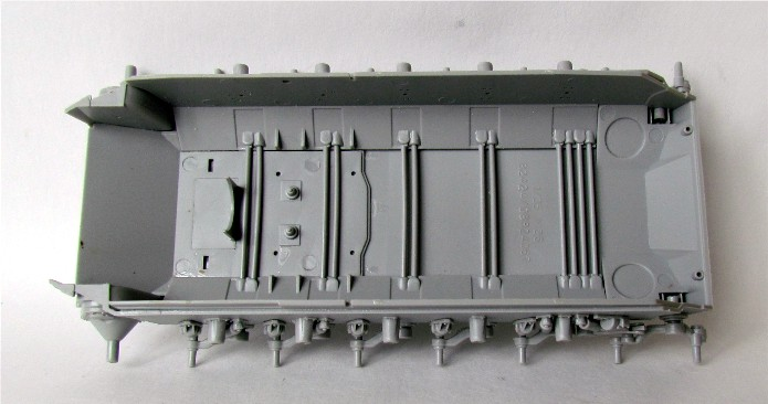 T26E4 PERSHING Late Production Hobby Boss 1/35 FINI IMG_4192