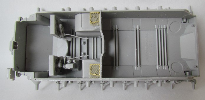 T26E4 PERSHING Late Production Hobby Boss 1/35 FINI IMG_4199