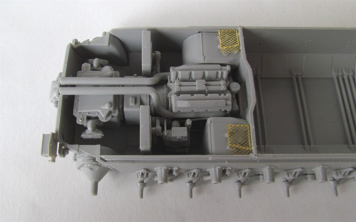 T26E4 PERSHING Late Production Hobby Boss 1/35 FINI IMG_4202