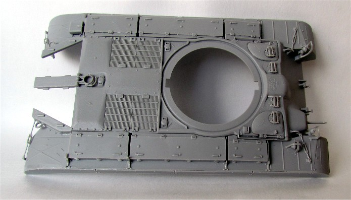T26E4 PERSHING Late Production Hobby Boss 1/35 FINI IMG_4305