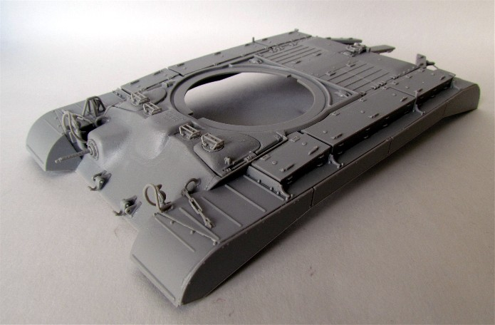 T26E4 PERSHING Late Production Hobby Boss 1/35 FINI IMG_4306