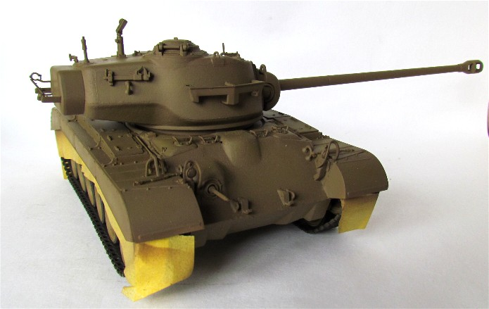 T26E4 PERSHING Late Production Hobby Boss 1/35 FINI - Page 2 IMG_4495