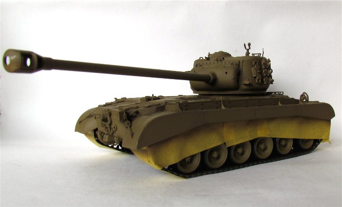 T26E4 PERSHING Late Production Hobby Boss 1/35 FINI - Page 2 IMG_4496