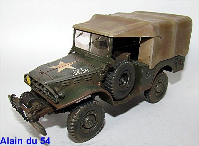 Dodge WC-52 1/35 Airfix IMG_3671
