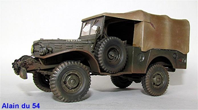 Dodge WC-52 1/35 Airfix IMG_3672
