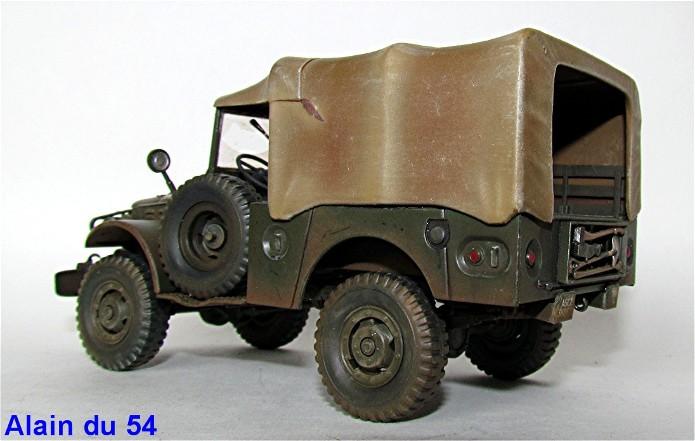 Dodge WC-52 1/35 Airfix IMG_3673