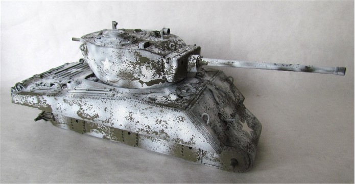 Sherman M4A3E2 JUMBO 1/35 conversion Tamiya/Verlinden FINI IMG_0484