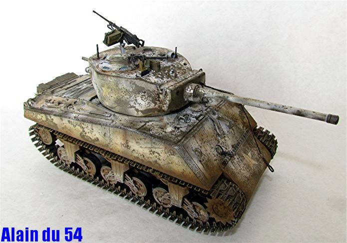 Sherman M4A3E2 JUMBO 1/35 conversion Tamiya/Verlinden FINI - Page 2 Sm_0507