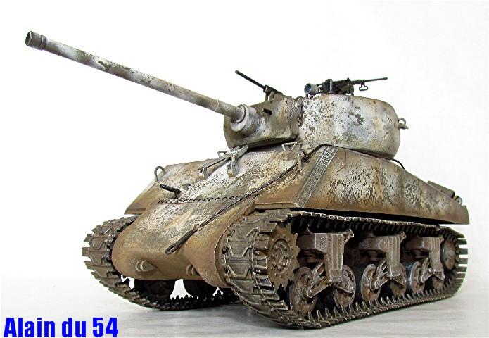 Sherman M4A3E2 JUMBO 1/35 conversion Tamiya/Verlinden FINI - Page 2 Sm_0513