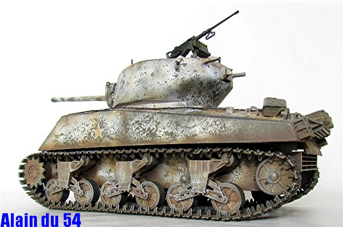 Sherman M4A3E2 JUMBO 1/35 conversion Tamiya/Verlinden FINI - Page 2 Sm_0516