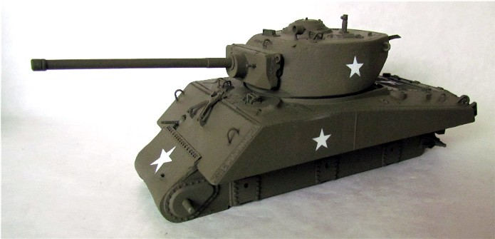 Sherman M4A3E2 JUMBO 1/35 conversion Tamiya/Verlinden FINI IMG_0366