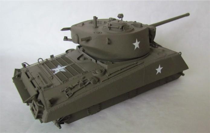 Sherman M4A3E2 JUMBO 1/35 conversion Tamiya/Verlinden FINI IMG_0367