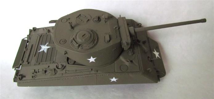 Sherman M4A3E2 JUMBO 1/35 conversion Tamiya/Verlinden FINI IMG_0368