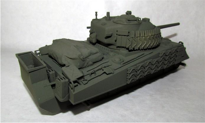 Sherman M4A2 base Accademy tourelle Tamiya 1/35 FINI - Page 2 IMG_0458