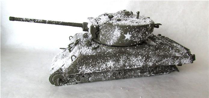 Sherman M4A3E2 JUMBO 1/35 conversion Tamiya/Verlinden FINI IMG_0477