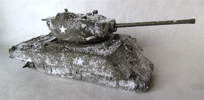 Sherman M4A3E2 JUMBO 1/35 conversion Tamiya/Verlinden FINI IMG_0478