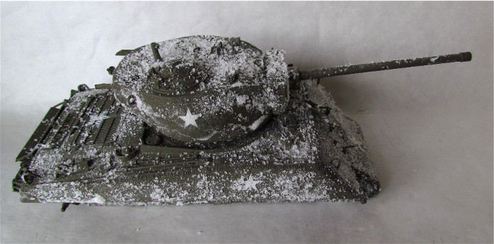 Sherman M4A3E2 JUMBO 1/35 conversion Tamiya/Verlinden FINI IMG_0479