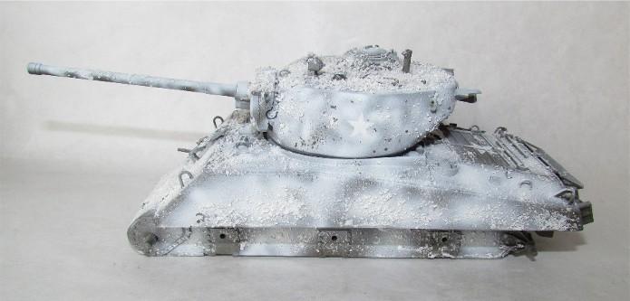 Sherman M4A3E2 JUMBO 1/35 conversion Tamiya/Verlinden FINI IMG_0480